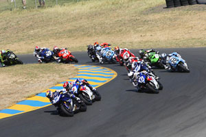 AMA Superbike will test less in 2009