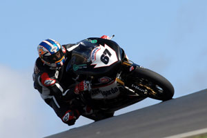 Byrne lead the way at Portimao