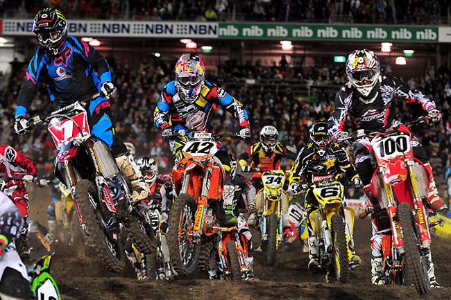 The Super X class of 2010 is deeper than in previous years, set to make for a dream season up ahead.