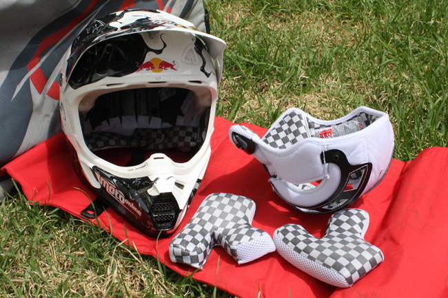 Cleaning your helmet is one of the most overlooked chores in dirt bike riding...