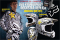 FOX unveils new Ryan Dungey Rockstar replica gear