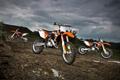 KTM releases details on 2012 motocross range