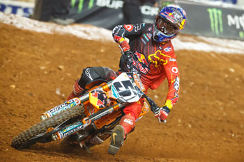 Training at home the key to Dungey's victory in Atlanta
