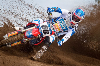 Honda's Anderson and Dale remain focused on MX Nationals
