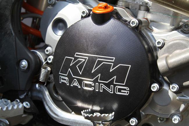 Project Moto: 2012 KTM 250 SX-F Update 3