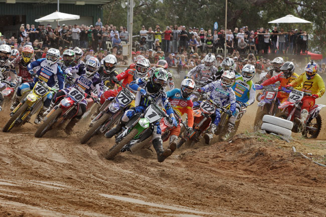 Race Report: 2012 MX Nationals Rd4 Wanneroo