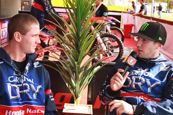 Face to Face: Ford Dale and Ben Townley