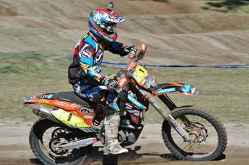 KTM and Husaberg to support 2012 A4DE special tests