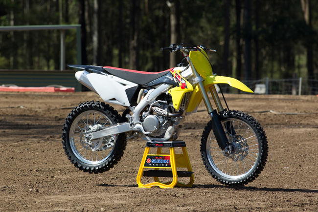 Tested: 2013 Suzuki RM-Z450