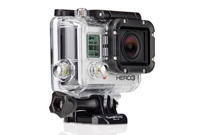 GoPro unveils all-new HERO3: Black Edition camera