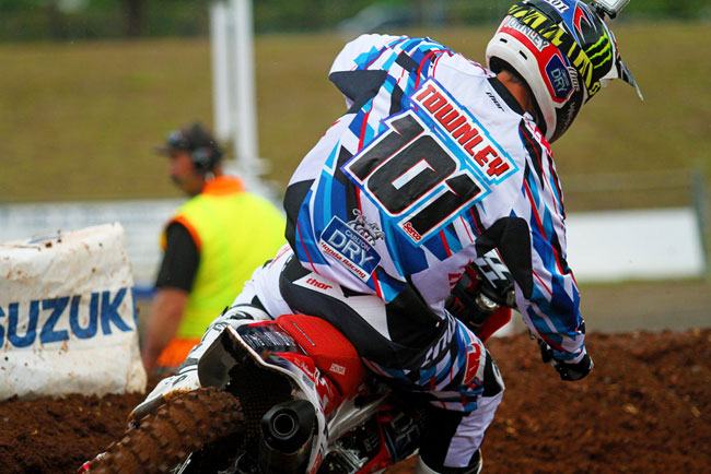 Race Recap: Ben Townley
