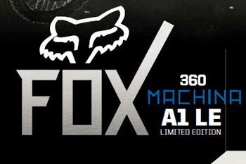 Fox releasing A1 360 Machina Racewear this week