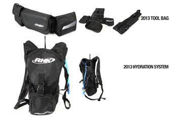 John Titman Racing releases 2013 RHK Bag Range