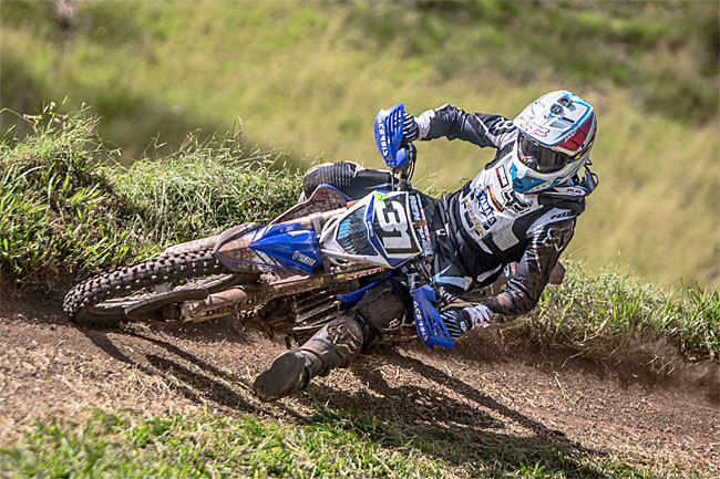 Daniel Milner earned himself the Outright win during Sunday's round six.