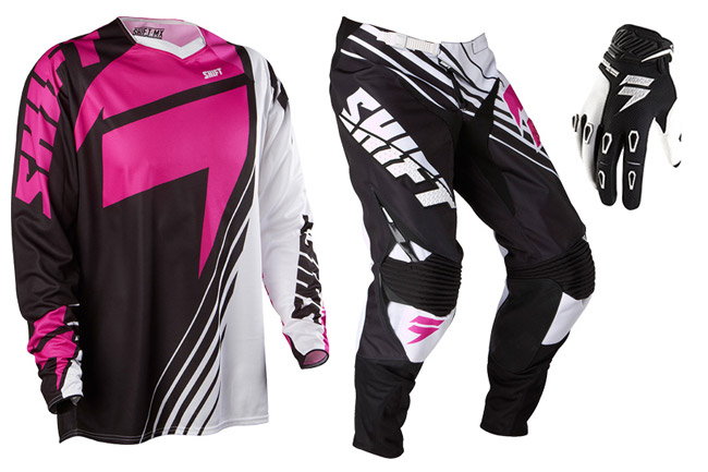 Shift MX Reed Vegas Faction LE Racewear now available