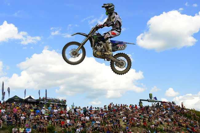 Dean Ferris and the MXGPs will head to Germany this weekend.