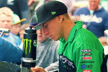 Alter Ego Elite adds Monea to lineup of Australian Motocross athletes