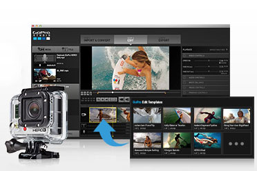 GoPro releases easy-to-use Studio 2.0 editing software