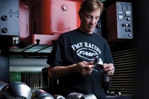 FMF aligns with Husqvarna's international racing teams