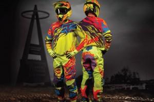 Product: Fox A1 LE Forzaken Racewear