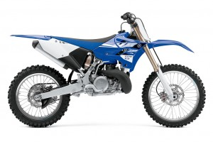 Bike: 2015 Yamaha YZ250, YZ125 and YZ85