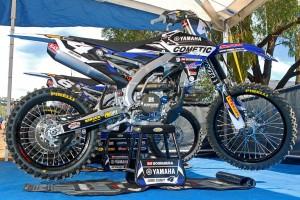 Racer's Ride: Luke Clout's 2014 Serco Yamaha YZ250F