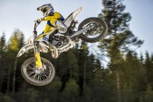 2015 Husqvarna motocross and enduro models