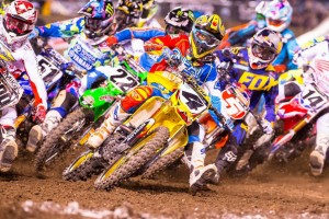 Highlights: 2015 AMA Supercross Rd5 Anaheim