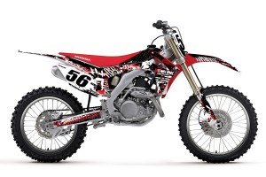 Product: 2015 MX INK Semi Custom Graphics