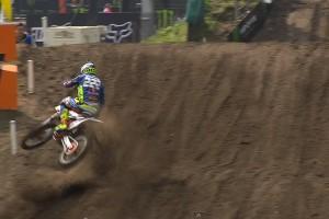 Replay: Cairoli's heavy European MXGP crash