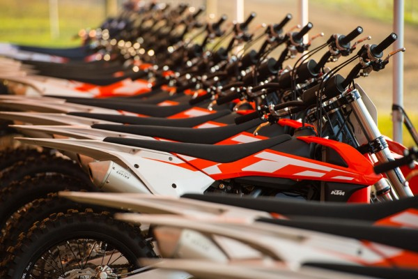 Gallery: 2016 KTM SX-F and SX range launch