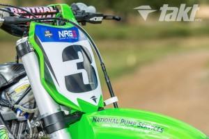 TAKT MFG hosting NPS Monster Energy Kawasaki giveaway