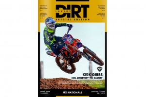 Inside Dirt - 2015 MX Nationals Yearbook