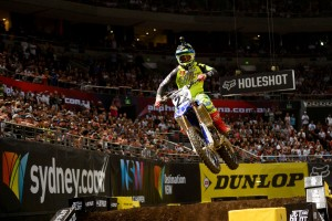 Inside Line: Chad Reed