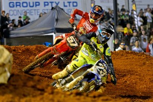 Quotebook: 2015 Australian Supercross Rd6 Melbourne