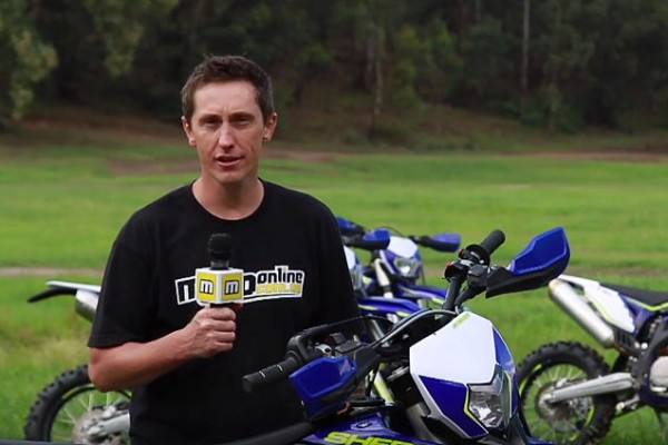 Overview: 2016 Sherco SEF-R and SE-R Range Test