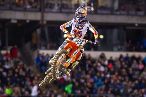 Musquin confidence key according to DeCoster