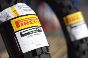 Insight: Pirelli MX32 Tyre