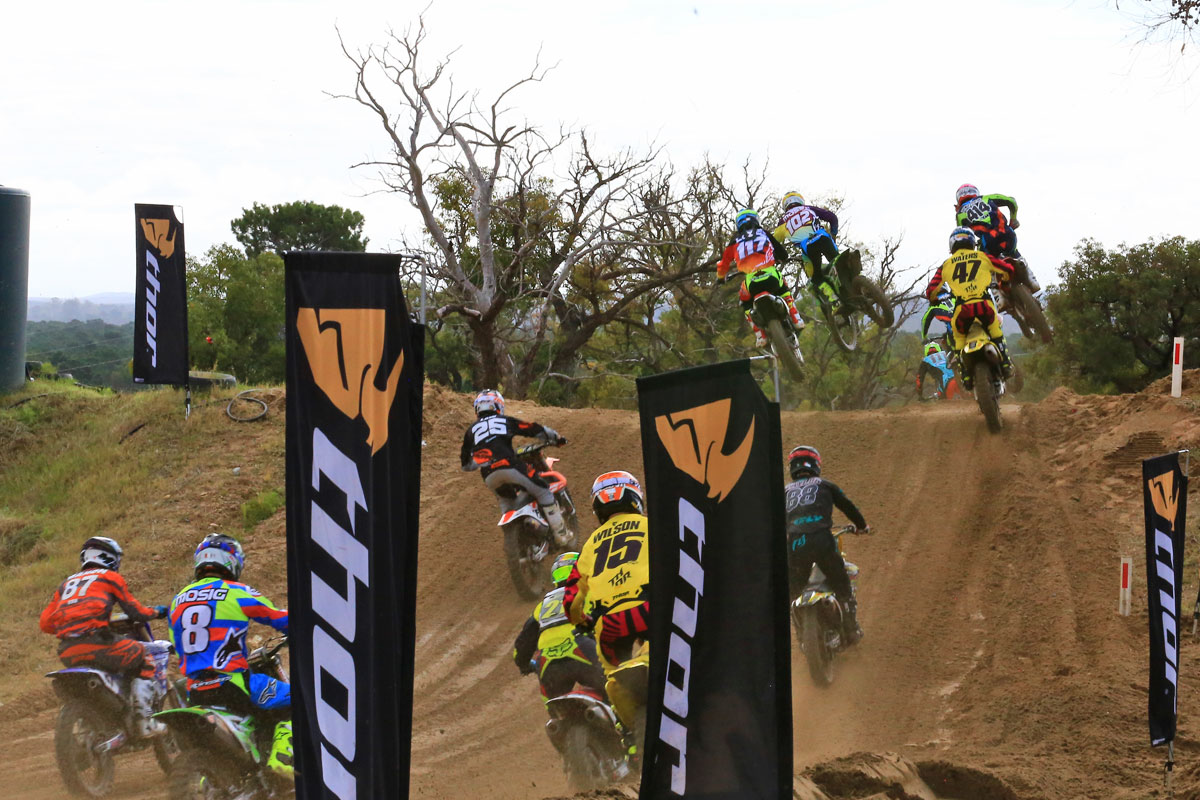Highlights: 2016 MX Nationals Rd5 Wanneroo