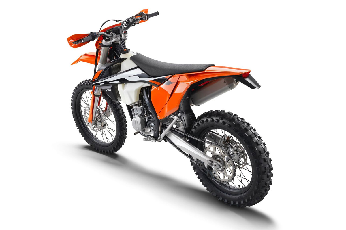 Ktm  Exc Battery Size