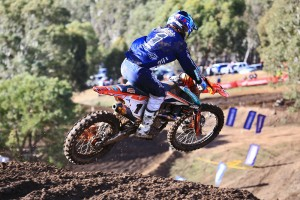 Gibbs, Beaton and Evans score Broadford MX Nationals wins