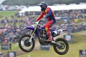 Q&A: Reed's MXGP cameo