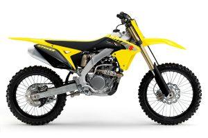 Bike: 2017 Suzuki RM-Z250
