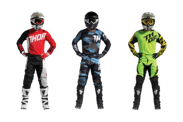 Product: 2017 Thor MX Gear Sets