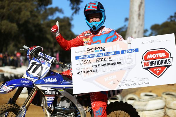 Super Pole points increasingly important in MX1 title race