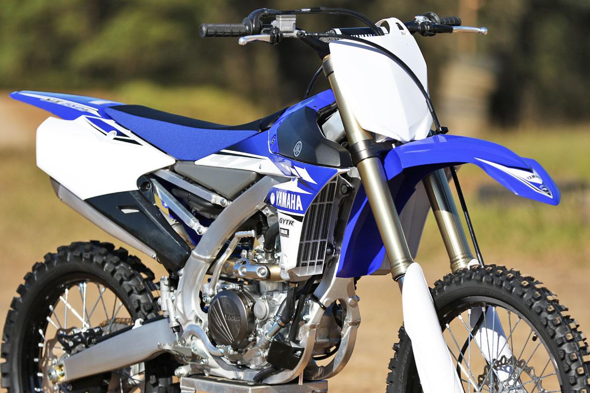Yamaha Yz  Review