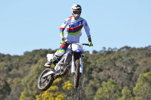 Overview: 2017 Yamaha YZ250F test