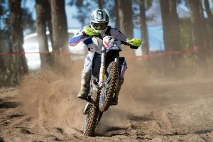 Ruprecht takes third place at Yeppoon Enduro-X