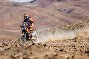 Price second in Atacama Rally