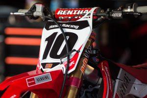 Ride: 2016 Honda Genuine Racing CRF450R